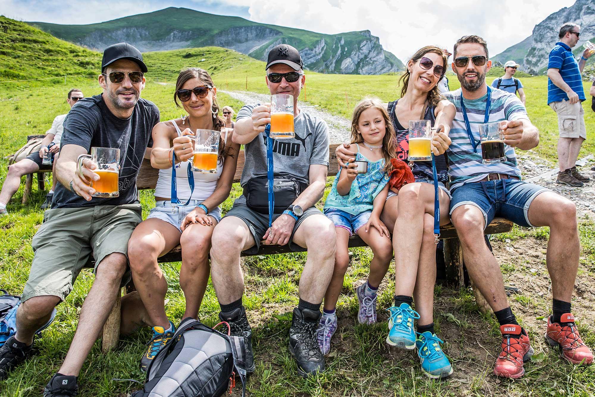 Bier- & Genusswanderung